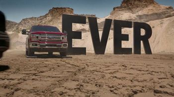 2018 Ford F-150 TV Spot, 'You're the QB With the New 2018 Ford F-150' [T1] - Thumbnail 4
