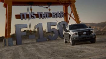 2018 Ford F-150 TV Spot, 'You're the QB With the New 2018 Ford F-150' [T1] - Thumbnail 6