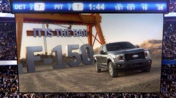 2018 Ford F-150 TV Spot, 'You're the QB With the New 2018 Ford F-150' [T1] - Thumbnail 7