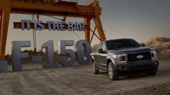2018 Ford F-150 TV Spot, 'The New 2018 F-150 Rewrites the Truck Laws' - Thumbnail 10