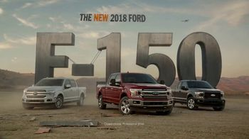 2018 Ford F-150 TV Spot, 'The New 2018 F-150 Rewrites the Truck Laws' - Thumbnail 3