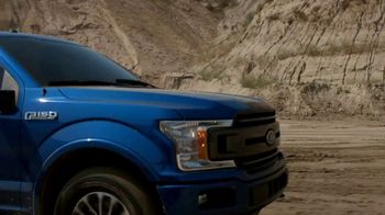 2018 Ford F-150 TV Spot, 'The New 2018 F-150 Rewrites the Truck Laws' - Thumbnail 5
