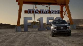 2018 Ford F-150 TV Spot, 'The New 2018 F-150 Rewrites the Truck Laws' - Thumbnail 9