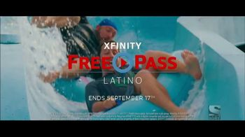 XFINITY FreePass Latino TV Spot, 'Excuse' - Thumbnail 9