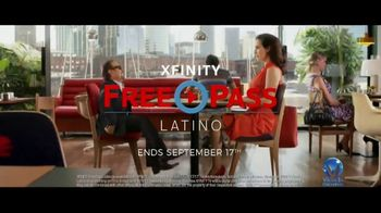 XFINITY FreePass Latino TV Spot, 'Excuse' - Thumbnail 8