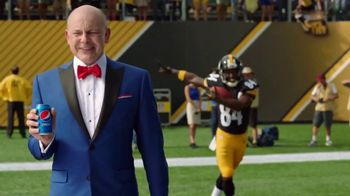 Pepsi TV Spot, 'The Fun Doesn't End Zone: Antonio Brown's New Dance' - 1960 commercial airings