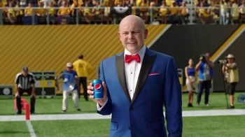 Pepsi TV Spot, 'The Fun Doesn't End Zone: Antonio Brown's New Dance' - Thumbnail 1