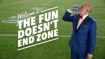 Pepsi TV Spot, 'The Fun Doesn't End Zone: Antonio Brown's New Dance' - Thumbnail 8
