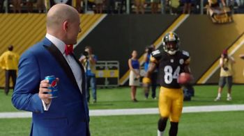 Pepsi TV Spot, 'The Fun Doesn't End Zone: Antonio Brown's New Dance' - Thumbnail 4