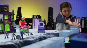 Imaginext DC Super Friends Batbot Xtreme TV Spot, 'Ice' - Thumbnail 2
