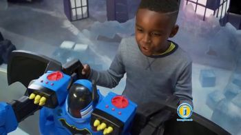 Imaginext DC Super Friends Batbot Xtreme TV Spot, 'Ice' - Thumbnail 5