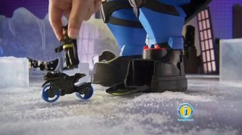Imaginext DC Super Friends Batbot Xtreme TV Spot, 'Ice' - Thumbnail 8