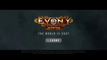 Evony: The King's Return TV Spot, 'The World of Evony' Feat. Aaron Eckhart - Thumbnail 10