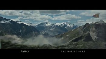 Evony: The King's Return TV Spot, 'The World of Evony' Feat. Aaron Eckhart - Thumbnail 3