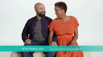 eHarmony TV Spot, 'My Other Half' Song by Natalie Cole