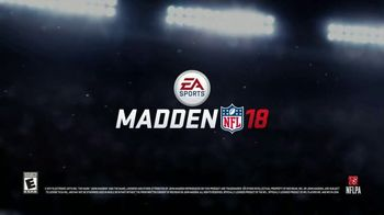Madden NFL 18 TV Spot, 'Champions Are Made Overnight' - Thumbnail 10