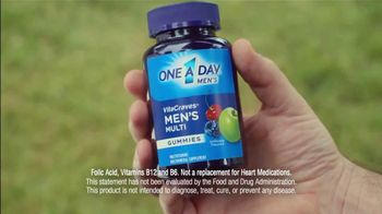 One A Day Men's TV Spot, 'Fall Short' - Thumbnail 4