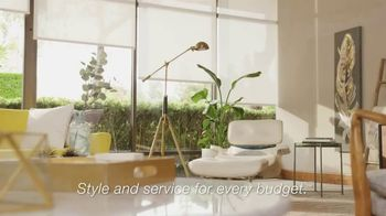Budget Blinds Smart Shades TV Spot, 'Gain Ease and Peace of Mind' - Thumbnail 4