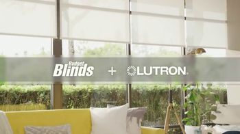 Budget Blinds Smart Shades TV Spot, 'Gain Ease and Peace of Mind' - Thumbnail 6