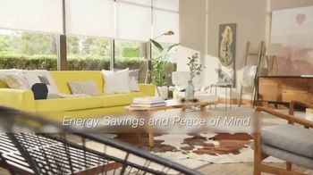 Budget Blinds Smart Shades TV Spot, 'Gain Ease and Peace of Mind' - Thumbnail 7