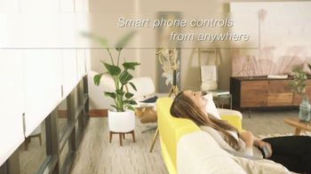 Budget Blinds Smart Shades TV Spot, 'Gain Ease and Peace of Mind' - Thumbnail 8