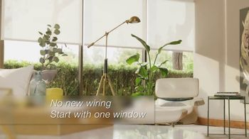 Budget Blinds Smart Shades TV Spot, 'Gain Ease and Peace of Mind' - Thumbnail 9