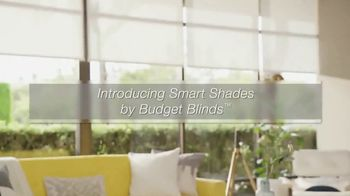 Budget Blinds Smart Shades TV Spot, 'Gain Ease and Peace of Mind'
