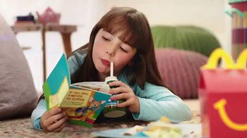 McDonald's Happy Meal TV Spot, 'The Joy of Reading' - 664 commercial airings