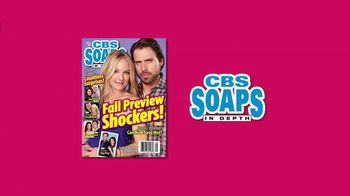 CBS Soaps in Depth TV Spot, 'Young & Restless: Fall Preview Shockers' - Thumbnail 7