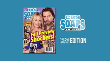 CBS Soaps in Depth TV Spot, 'Young & Restless: Fall Preview Shockers' - Thumbnail 3