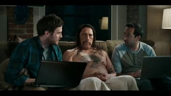 Sling TV Spot, 'Now You Can Get Picky With Your TV: Sand' Feat. Danny Trejo - 4444 commercial airings