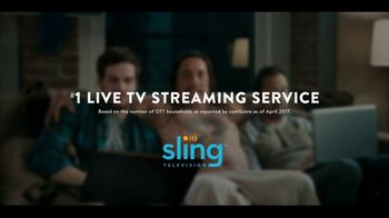 Sling TV Spot, 'Now You Can Get Picky With Your TV: Sand' Feat. Danny Trejo - Thumbnail 9