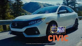 Honda TV Spot, 'In It to Win It' [T1] - Thumbnail 4