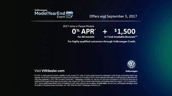 Volkswagen Model Year End Event TV Spot, 'Score a Deal' [T2] - Thumbnail 9