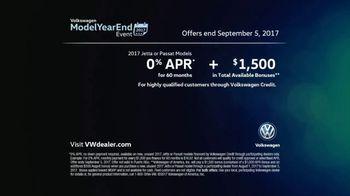 Volkswagen Model Year End Event TV Spot, 'Score a Deal' [T2] - Thumbnail 8