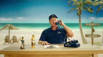 Corona Extra TV Spot, 'Early' Featuring Jon Gruden - Thumbnail 4