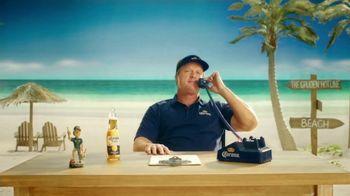 Corona Extra TV Spot, 'Early' Featuring Jon Gruden - Thumbnail 5