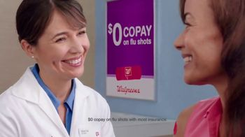 Walgreens Flu Shot TV Spot, 'Get a Shot, Give a Shot: Bandage'