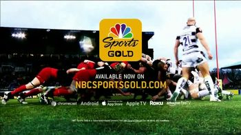 NBC Sports Gold Rugby Pass TV Spot, 'AVIVA Premiership Rugby'