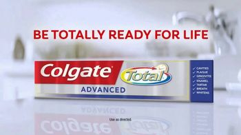 Colgate Total Advanced TV Spot, 'Are You Totally Ready?' - Thumbnail 8