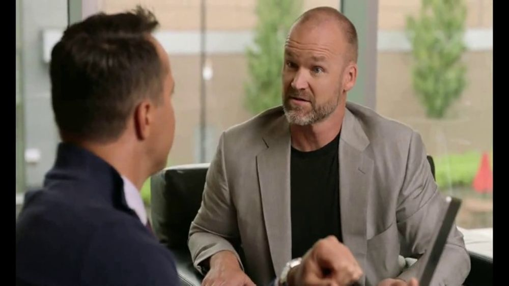 Vivid Seats TV Commercial, 'Compromise' Featuring Mark Teixeira & David Ross