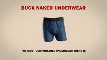 Duluth Trading Company Buck Naked Underwear TV Spot, 'Tighten Up' - Thumbnail 7