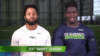 American Red Cross TV Spot, 'Hurricane Harvey Relief' Featuring Earl Thomas - 13 commercial airings