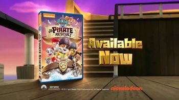 Paw Patrol: The Great Pirate Rescue Home Entertainment TV Spot - Thumbnail 10