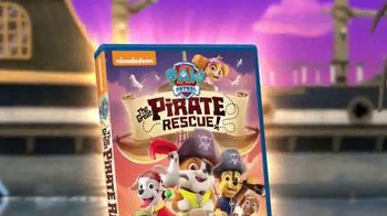 Paw Patrol: The Great Pirate Rescue Home Entertainment TV Spot - Thumbnail 2