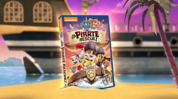 Paw Patrol: The Great Pirate Rescue Home Entertainment TV Spot - Thumbnail 3