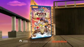 Paw Patrol: The Great Pirate Rescue Home Entertainment TV Spot - Thumbnail 9