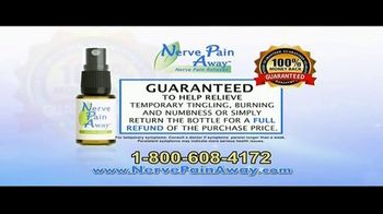 Nerve Pain Away TV Spot, 'Fast-Acting Relief' - Thumbnail 9
