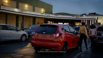 2018 Honda Fit TV Spot, 'Secret Life of Fits' [Spanish] [T1]