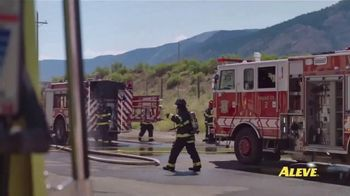 Aleve TV Spot, 'Firefighter' - Thumbnail 7